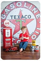 Texaco (Horizontal Design)