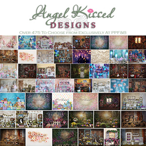 Angel Kissed Designs Premium Collection