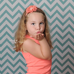 Chevron Fabric Backdrops