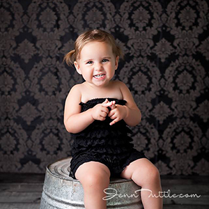 Damask/Swirl/Circle Fabric Backdrops