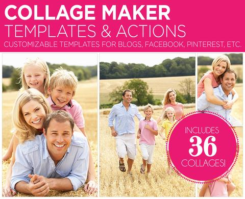 Collage Maker Templates - outside site