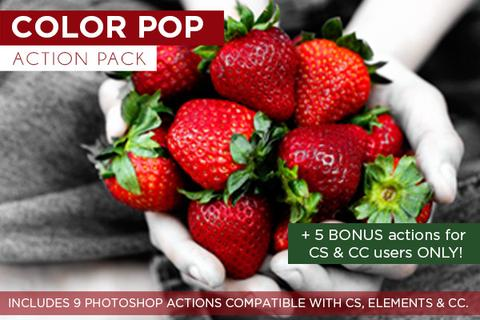 Color Pop Action Pack - outside site
