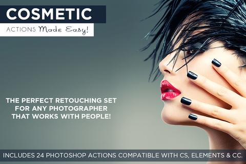 Cosmetic Actions Made Easy! - outside site