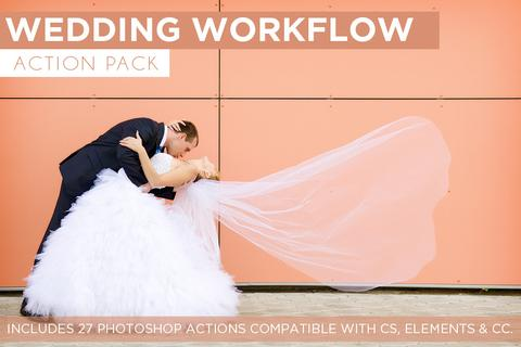 Wedding Workflow Action Pack - Outside Site
