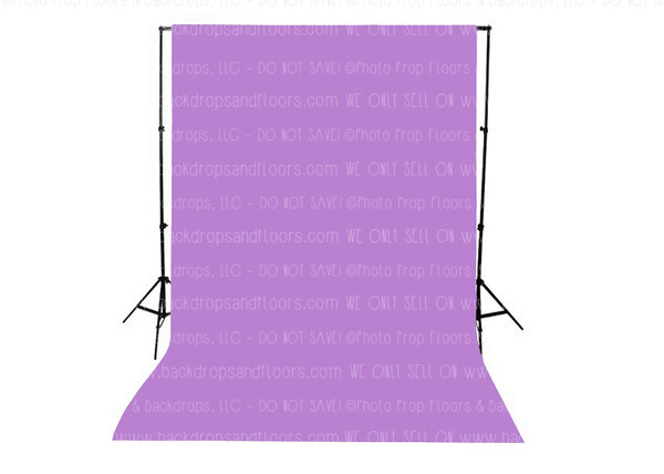 Grape Solid Color Seamless Matte Finish Fabric Photography Backdrop