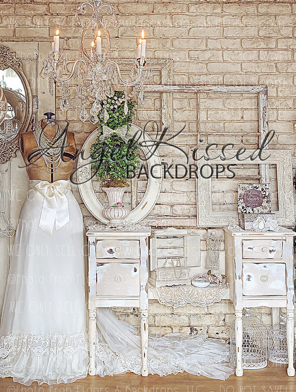 Sweet Shabby Chic 2 - 60x80 (Vertical Design)