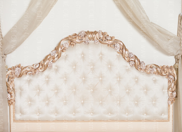 Vintage Headboard 30 (Horizontal Design)
