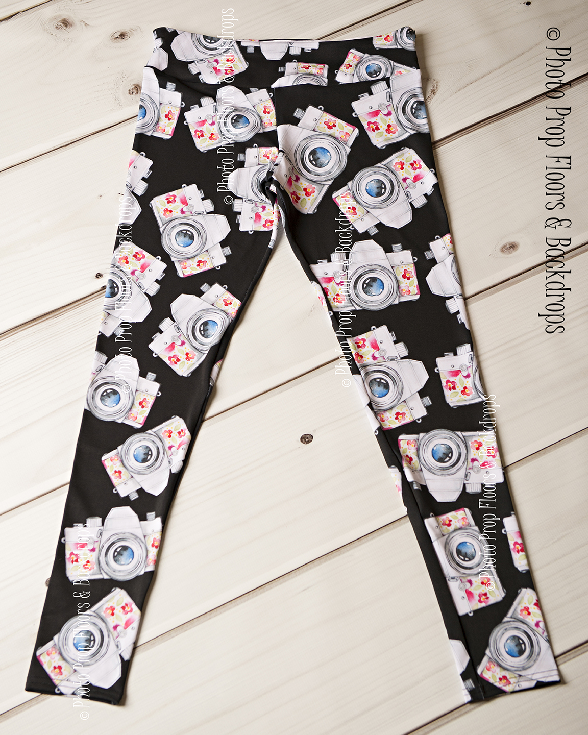Camera 1] Custom Printed Leggings