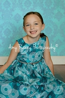 Teal and Silver Damask Fabric Photography Backdrop