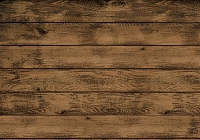 (U.S. / Canada Orders Only) Wood Mat # 3436 -  DESIGNER FAUX FLOOR, MATS/RUGS