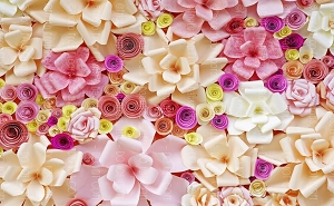 Paper Flowers 44