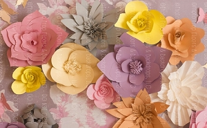Paper Flowers 45