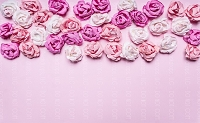 Paper Flowers 54 (Horizontal Design)