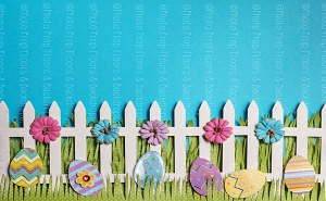 Easter 13 (Horizontal Design)