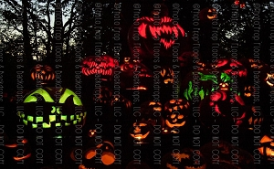 Halloween 35 (Horizontal Design)