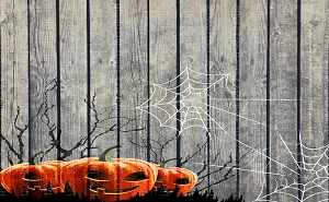 Halloween 60 (Horizontal Design)