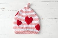 (TP) All Hearts Knit Hat
