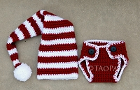 (TP) Thick Striped Set