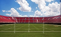 Football Field 2 (Horizontal Design)
