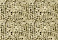(U.S. / Canada Orders Only) Stone Mat #1485-  DESIGNER FAUX FLOOR, MATS/RUGS
