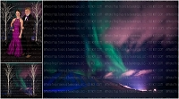 Northern Lights 1 (Horizontal Design)