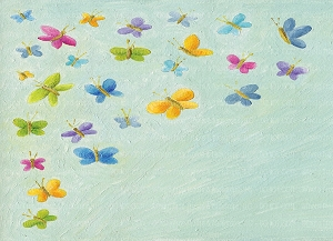 Butterflies 1 (Horizontal)
