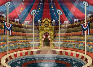 Circus 21 (Horizontal Design)