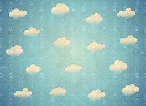 Clouds 17 (Horizontal Design)