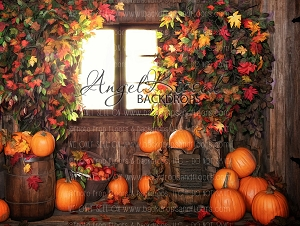 Country Harvest 2 - 80x60  (Horizontal Design)
