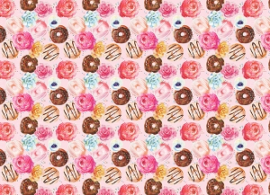 Donuts 2 (Horizontal Design)