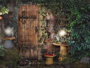 Enchanted Forest 2 - 80x60 (Horizontal Design)