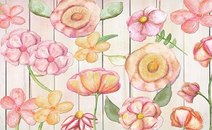 Floral 113 (Horizontal Design)
