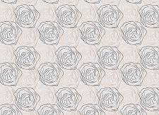 Floral 405 (Horizontal Design)