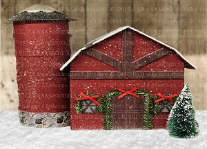 Holiday 1544 (Horizontal Design)