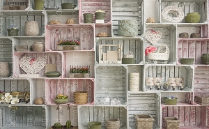 Pretty Crates (Horizontal Design)