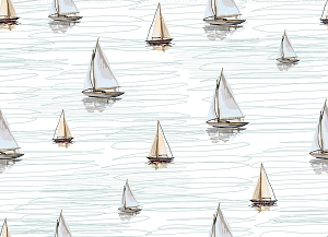 Sailing 6 (Horizontal Design)