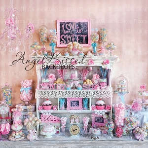 Sweet Love Candy Shop 3 - 8x8