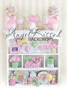Sweet Shoppe - 60x80 (Vertical Design)