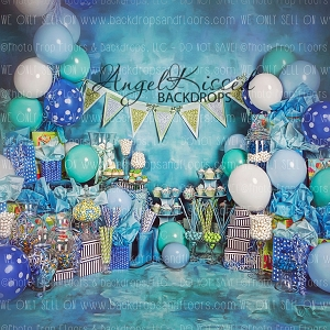 A True Blue Birthday 4 - 8x8