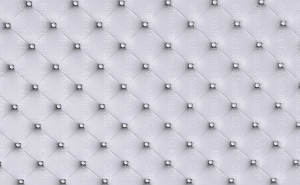 Tufted Leather 8 (Horizontal Design)