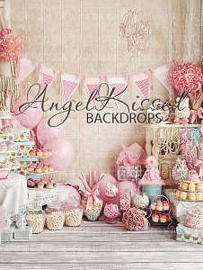 A Babycake Birthday 2 - 60x80  (Vertical Design)