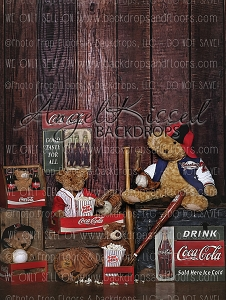 Bad News Bears 1 - 60x80  (Vertical Design)