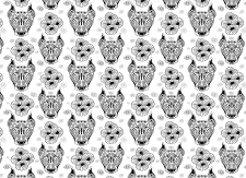Dog Print 13 (Horizontal Design)
