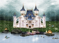 Fairy Tale 142 (Horizontal Design)