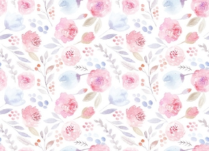 Floral 279 (Horizontal Design)