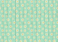 Floral 308 (Horizontal Design)