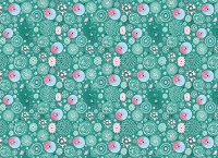 Floral 343 (Horizontal Design)