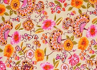 Floral 345 (Horizontal Design)