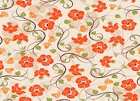 Floral 387 (Horizontal Design)