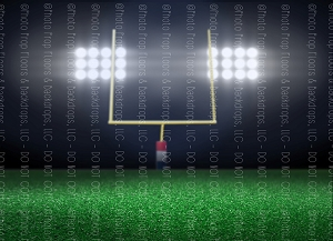 Football Field 4 (Horizontal Design)